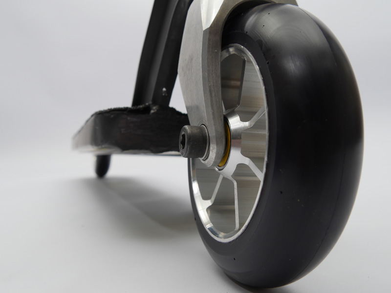 Creating Radix scooter wheel